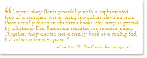 Review excerpt by Lois Ann Ell, The Garden Isle