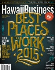 Hawaii Business Magazine  Clips by Ilima Loomis