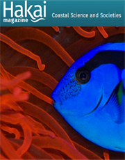 Hakai magazine cover Clips by Ilima Loomis