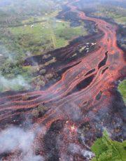 Lava Flows Kilauea Ilima Loomis Journalism.